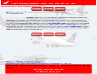 flightsforyou.com screenshot