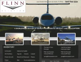 flinnaviationllc.com screenshot