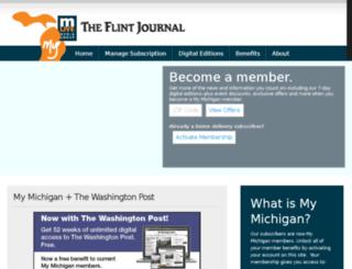 flintjournal.com screenshot
