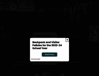 flintschools.org screenshot