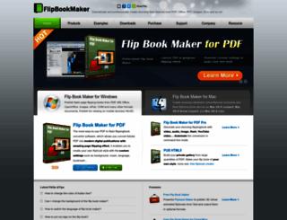 flip-book-maker.com screenshot