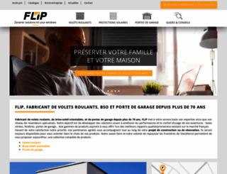 flip.fr screenshot