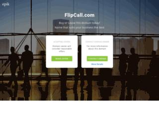 flipcall.com screenshot