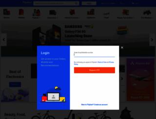 flipkart.com screenshot