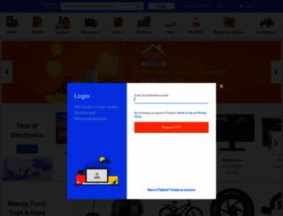 flipkartbigbillionsale.com screenshot