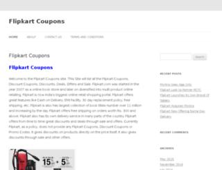 flipkartcoupons.net screenshot