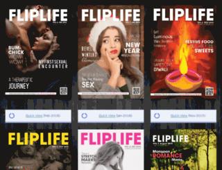 fliplife.lifeunfold.com screenshot