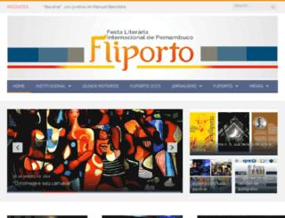 fliporto.net screenshot