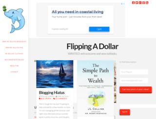 flippingadollar.com screenshot