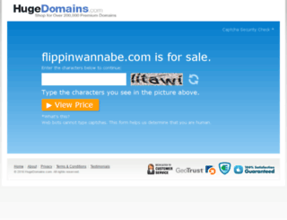 flippinwannabe.com screenshot