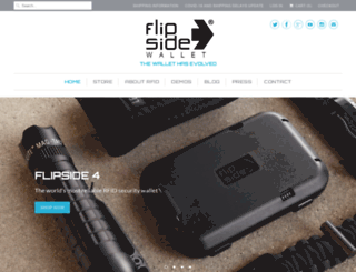 flipsidewallet.com screenshot