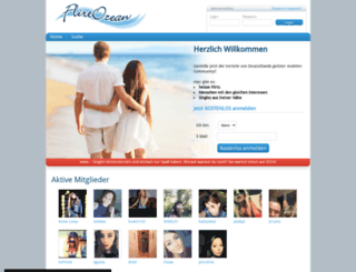flirtozean.net screenshot