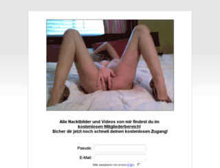 flirtzeit.com screenshot