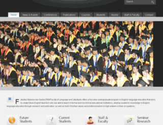 fll.uksw.edu screenshot