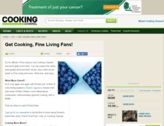 fln.com screenshot