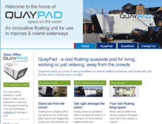 floating-offices.co.uk screenshot