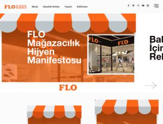 floblogger.com screenshot