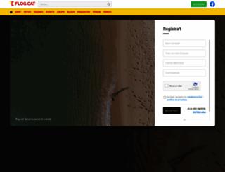 flog.cat screenshot