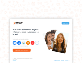 flogup.com screenshot