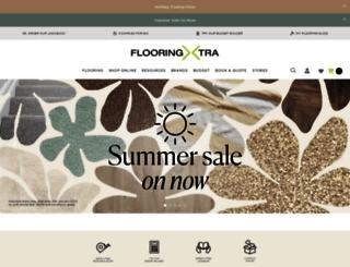 flooringxtra.co.nz screenshot