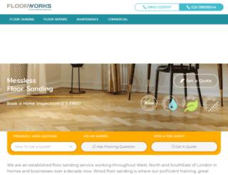 floorsandingzone.co.uk screenshot