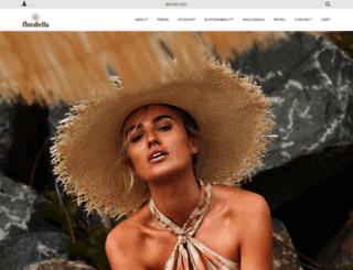 flora-bella.com screenshot
