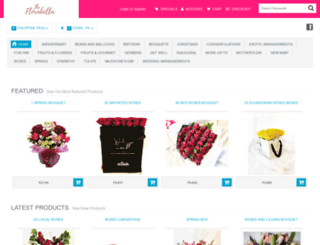 florabella.com.ph screenshot