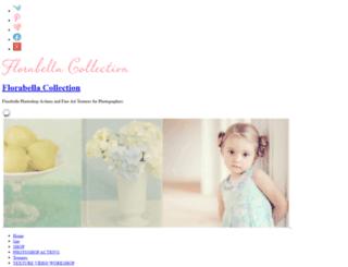 florabellablog.com screenshot