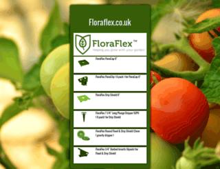 floraflex.co.uk screenshot