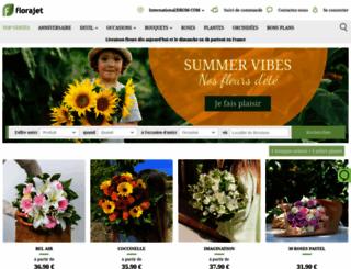 florajet.com screenshot