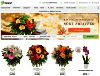 florajet.fr screenshot