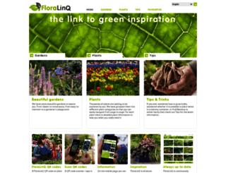 floralinq.com screenshot