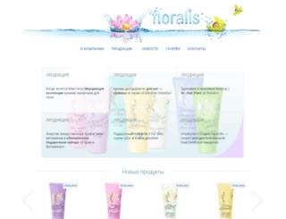 floralis-cosmetic.ru screenshot