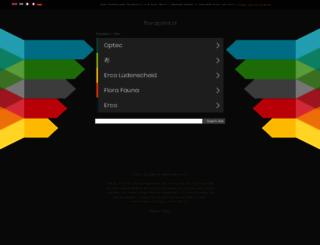 floraprint.nl screenshot