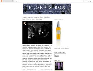 florasbox.blogspot.com screenshot