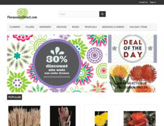 florasourcedirect.com screenshot