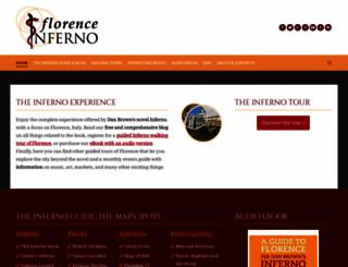 florenceinferno.com screenshot
