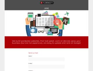 florenceroad.com screenshot
