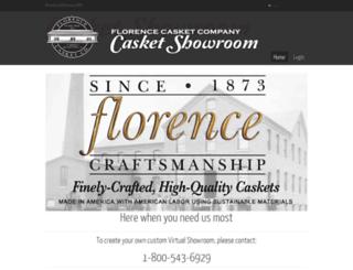 florenceshowroom.com screenshot
