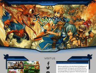 florensia-online.com screenshot