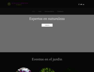 floreriadetallesycaprichos.com.mx screenshot