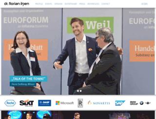 florianilgen.com screenshot