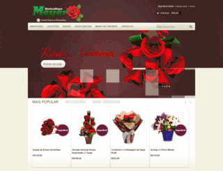 floriculturameyer.com.br screenshot