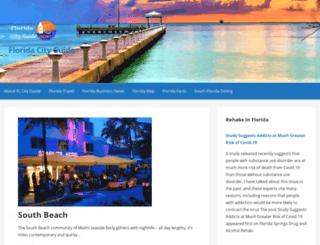 florida-cityguide.com screenshot