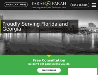 florida-truckaccidents.com screenshot