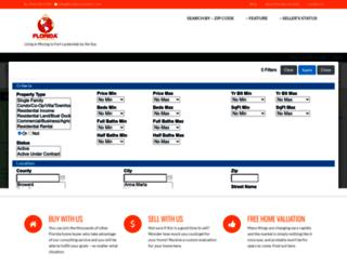 floridaconnectsinc.com screenshot