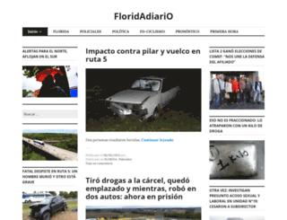floridadiario.wordpress.com screenshot