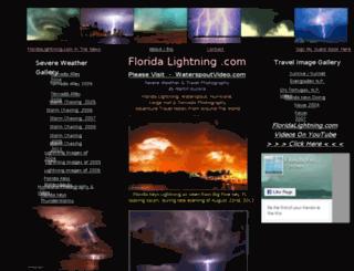 floridalightning.com screenshot
