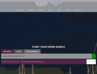 floridanetworkrealty.com screenshot