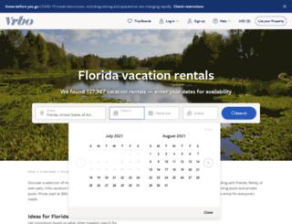 floridavacations.com screenshot